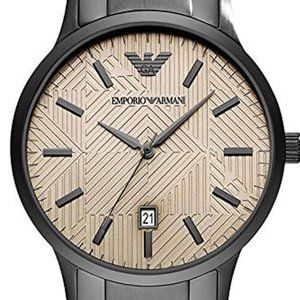 ARMANI 43MM Stainless Steel AR11120